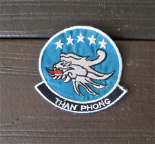 "VIETNAM WAR PATCH-ARVN Air Force Flying Group ""THAN PHONG"" (Divine Wind)"