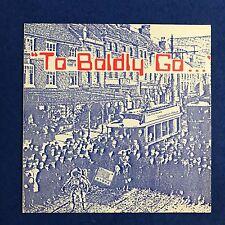 VARIOUS To Boldly Go Potteries 1986 UK VINYL LP  EXCELLENT CONDITION NWOBHM A