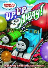 Thomas & Friends - Up, Up and Away! 2012 Brand new and sealed