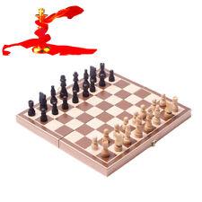 ChessEbook Pearl Schachspiel aus Holz 34 x 34cm
