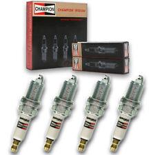 4 pc Champion Iridium Spark Plugs for 2002-2006 Mini Cooper - Pre Gapped sw