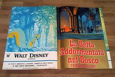 LA BELLA ADDORMENTATA NEL BOSCO fotobusta poster Disney The Sleeping Beauty AK40
