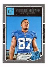 Sterling Shepard, (Rookie) 2016 Panini Donruss, #394, Football Card !!