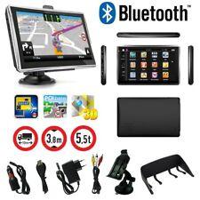 7 Zoll LKW Navigationsgerät AV-IN Sonnenschutz Bluetooth Blitzer PKW LKW MP3 MP4