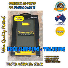 Samsung Galaxy S8 OtterBox Otter Box Symmetry Heavy Duty Tough Black Case Cover