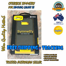 Samsung Galaxy S8 OtterBox Otter Box Symmetry Heavy Duty Tough Case Cover -BLACK
