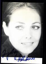 Ingeborg Schöner Autogrammkarte Original Signiert ## BC 56982