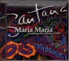Santana: Maria Maria ARPCD-3771 PROMO w/ Artwork MUSIC AUDIO CD NEW SEALED G&B