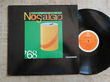 Nostàlgia '68 Otis Redding –Turtles Mary Hopkins - Tom Jones – Percy Sledge  LP