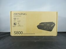 New listing -Brand New- Rexing S800 4G Lte Dual Lens Dash Cam Built-In Wifi Free Shipping