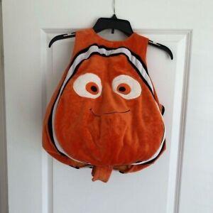 Disney Store Nemo Costume -  Size 3T