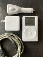 Apple 5Gb iPod Classic 1st First Generation M8541 - Accessories included.
