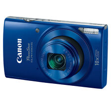 Canon PowerShot ELPH 190 IS Camera with 10x Optical Zoom and Built-In Wi-Fi Blue