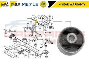 FOR VOLVO TOP ENGINE MOUNT BUSH BUSHING 850 S70 V70 C70 MEYLE HEAVY DUTY 9434263