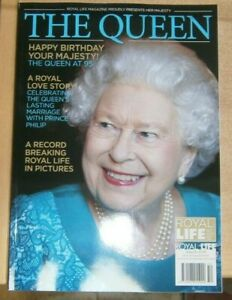 Royal Life magazine #50 2021 The Queen Happy Birthday Your Majesty at 95