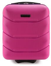 WITTCHEN Travel suitcase trolley 17 Hand luggage Carry on 42x32x25 cm Pink