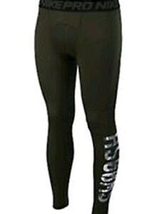 Nike Men's L Compression Tights Size Large 811177-325