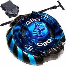 Beyblade Mercury Anubis (Anubius) Black Blue Legend STARTER SET +LL2 Launcher