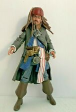 "Disney Jakks Pirates Of The Caribbean: Stranger Tides  4""  Figure Jack Sparrow"