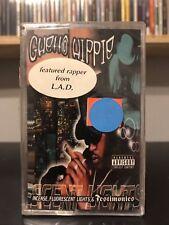 Ghetto Hippie – Incense, Fluorescent Lights & Testimonies SEALED CASSETTE HYPHY