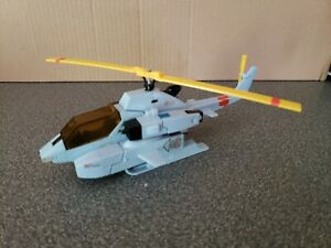 Vintage Transformers Whirl G1 1984 Deluxe Vehicles Autobot Figure Helicopter