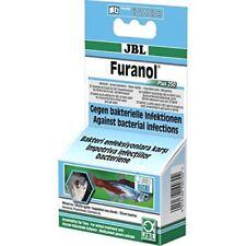 Jbl - Comprimés Traitement contre les Infections Bactériennes Furanol Plus 250 P