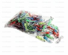 100 Large MultiColor Disposable Male Hookah Mouth Piece-Sanitary Hooka Hose Tips