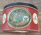 Vintage Budweiser Anheuser-Busch Brewing Tin Metal Canister