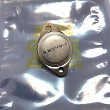 Espec. militares MCR649P-1 GOLDPIN Silicon Si SCR Thyristor MOTOROLA