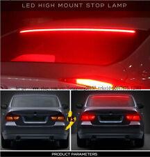 12V 90cm red car accessories style brake lamp LED rear warning light for All car