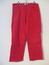 STOOKER ° coole JEANS Gr. 36 rot Stretch Damen Mode Kleidung Hose Stretchjeans