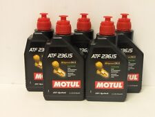 16,50€/l Motul ATF 236.15  5 x 1 L Mercedes Benz Automatikgetriebeöl