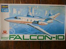 Maquette Avion HASEGAWA 1/48 Ref T1 Dassault Breguet Falcon-10