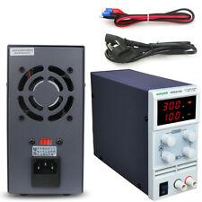 Labornetzgerät,0-30V 0-10A DC Spannungsversorgung,Digitalanzeige Labornetzteil