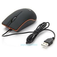 USB 3D Wired Optical Mini Mouse Mice For PC Laptop Computers Notebook Lenovo