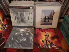 100 LP Schallplatten Sammlung Rock Prog Krautrock Blues Pop Soul 60s 70s 80s (2)