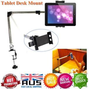 360º Rotating Lazy Bed Desktop Stand Tablet Holder Bracket Mount For