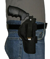 Taurus Judge Tracker Pistol Holster Holds 5 Rounds 3x3 in 4510 Belt Hip