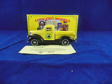 Code 2 Matchbox Collectibles YTC01-M 1941 Chevrolet Pickup Green Meadows Satin