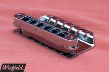 Nashville tune-o-matic bridge made for Rickenbacker 425, 450, 460