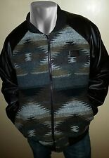 MENS Rocawear Jacket L Full Zip NWT with Logo MSRP $168