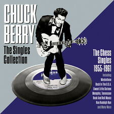 Chuck Berry THE SINGLES COLLECTION 1955-61 Best Of 48 Rockin' Songs NEW 2 CD