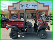 2021 Kawasaki Mule 4010 4x4 fuel injection automatic side by side OTD Price