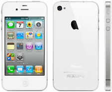 Excellent Condition Apple iPhone 4s - 16GB - WHITE (UNLOCKED) - 1NOS