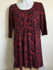 Ladies Weird Fish Size 14 Tunic Top