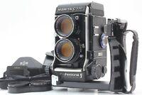 [Top MINT] Mamiya C330 Pro F TLR Media Format w/ DS 105mm f/3.5 Blue Dot Japan