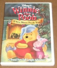 Winnie the Pooh - A Very Merry Pooh Year (DVD, 2002)