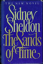"Sidney Sheldon Signed ""The Sands of Time"" Book (PSA/DNA)"