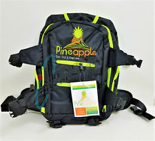 Pineapple Pack Travel Backpack Camera Bag w/ Selfie Stick Mount GoPro Cell Phone