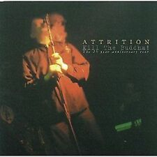 Attrition Kill The Buddha-25 Year Anniversary Tour Live CD NEW SEALED